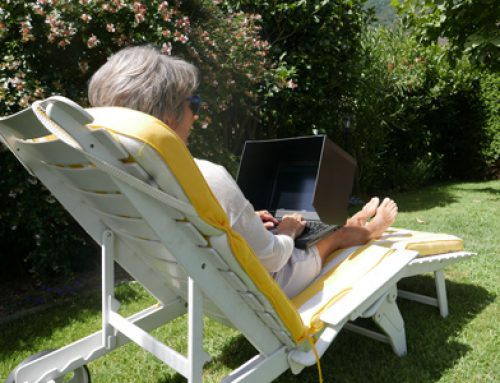 Do-it-yourself Sun Shade for mobile freedom & privacy