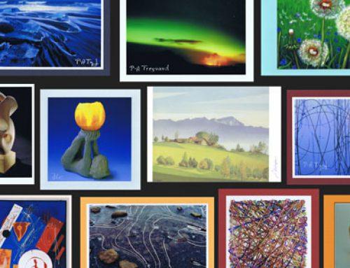 Xmas cards gallery